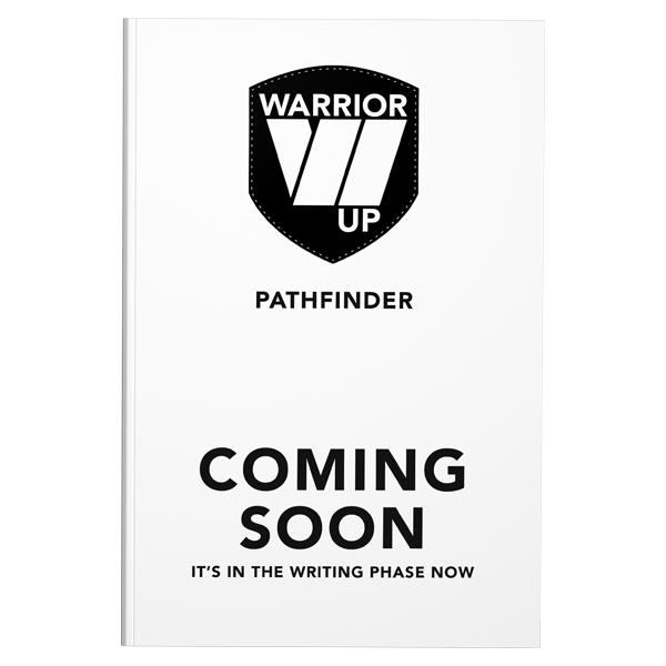 Warrior Up Book